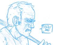 Sketch / Trevor