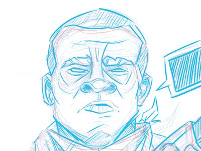 Franklin / Sketch gtav franklin character sketch sketching time lapse video game