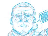Franklin / Sketch