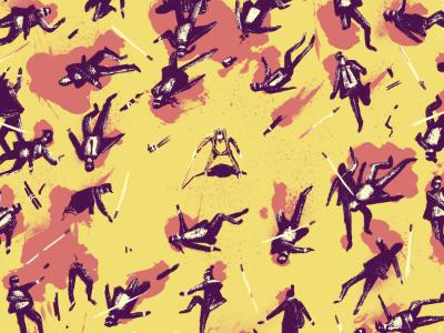 Kill Bill kill bill fan art uma thurman quentin tarantino film cinema illustration
