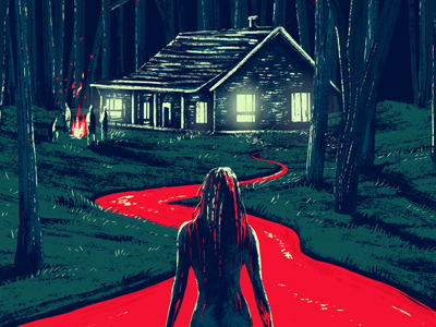 Tonight She Comes gore horror film comes she tonight poster official