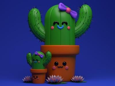 Cactus  Cute