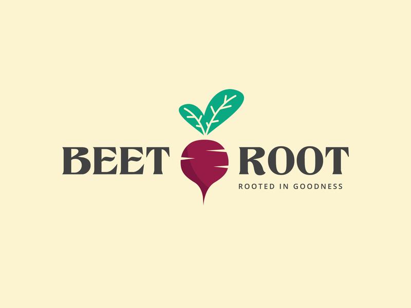 Beet Root Logo