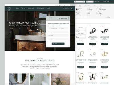Wishlist Website custom web design filtering ecommerce design product site wishlist website design web design