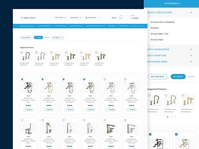 Product Catalog - SaaS Company software design product design catalog design saas website saas saas design saas app