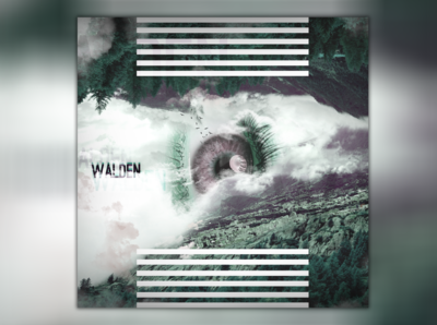 """Walden"" - Album Cover Art Concept"