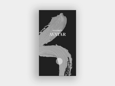 Avatar: The Last Airbender app animation