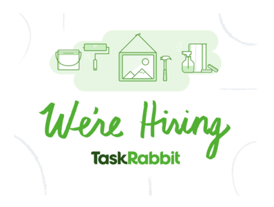 TaskRabbit is hiring!
