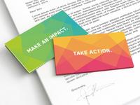 World Merit Business Cards