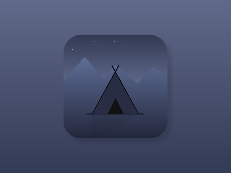 DailyUI Day 5 - App Icon