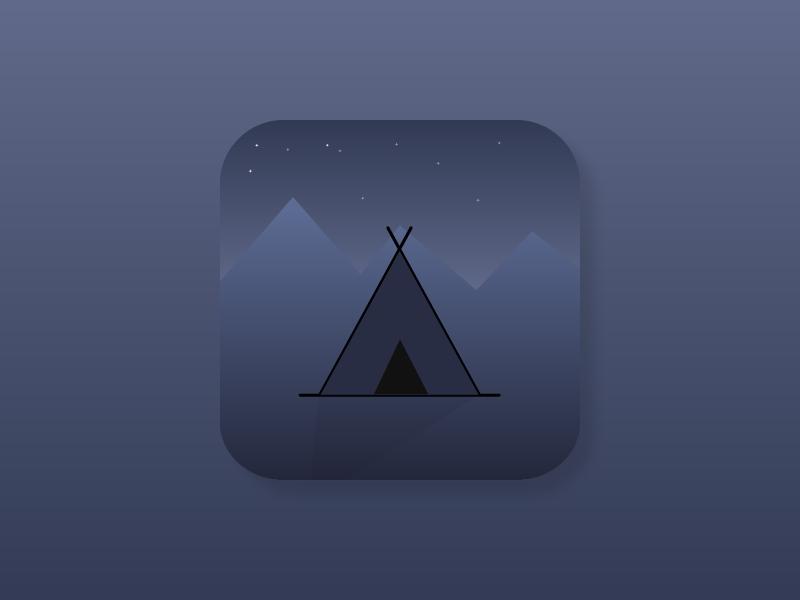 DailyUI Day 5 - App Icon