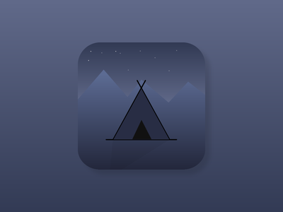 DailyUI Day 5 - App Icon logo 2d logo illustration design adobe illustrator dailyui 005 005 dailyui