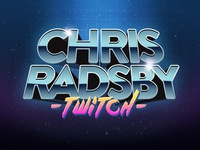 Chris Radsby Twitch Logo