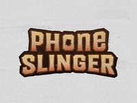 Phone Slinger Game Logo