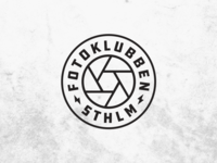 Fotoklubben Stockholm Brand Mark