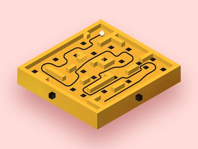 Hedvig Wood Maze