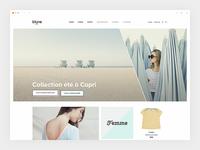 Blune_2/4 - Homepage