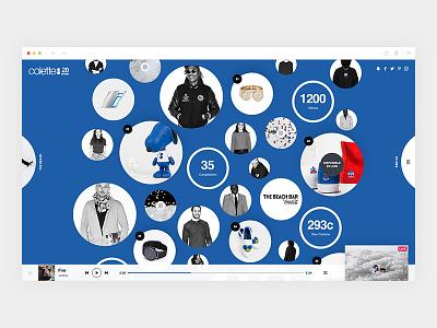 colette20ans_3/4 - Bubbles colorz colette design webdesign art direction