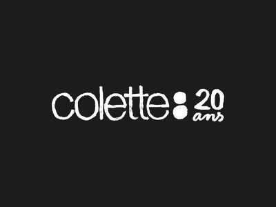 colette20ans_1/4 colorz colette design webdesign art direction