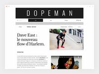 Dopeman_4/4 - Single