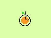 vitamin c logo design
