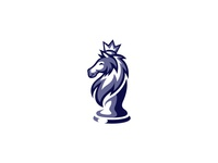 Horse King Logo Design