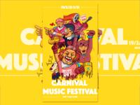 疯狂音乐节—Crazy Music Festival