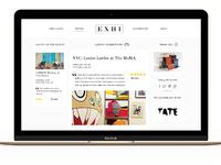 Exhi website 02