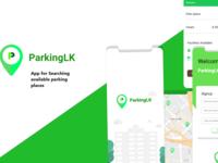 Parking-app-Mobile