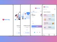 Medical App-Mobile-UI-#1