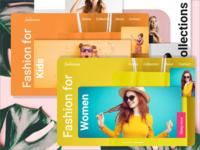 fashion-landing-web-page