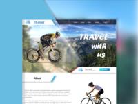 Travel-landing-page-web-ui