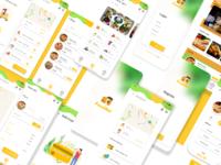 Food-ordering-mobile-UI
