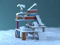 Winter Playgound