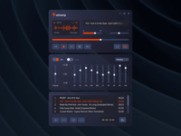 Daily UI #009 / Music Player