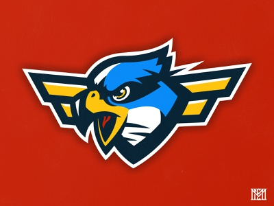 Springfield // 5 Years Later thunderbird springfield sports logos ahl illustration branding matt mcelroy logo sports nhl hockey