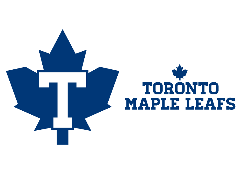 Maple Leafs 2016 hockey rebrand nhl leafs maple toronto