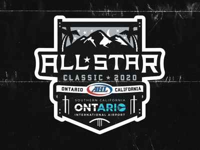 2020 AHL All-Star Logo