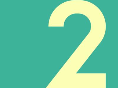 2 font typography typehue 2
