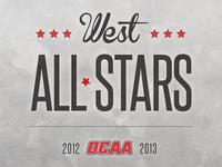 OCAA West All Stars