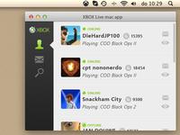 XBOX360 live app