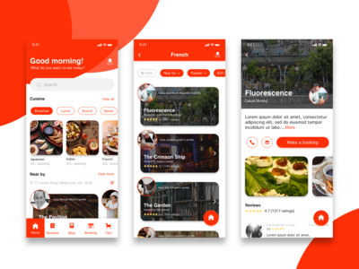 Food App Project