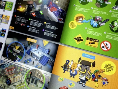 CATDAMMIT! PDF Manual catdammit manual pdf game indie