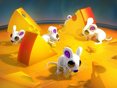 """Say """"Cheese"""" 