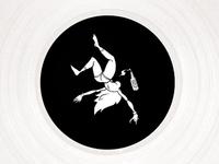 GIRL | vinyl sticker