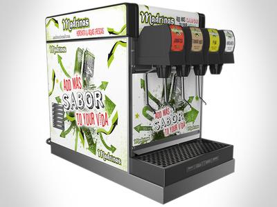 Dispenser Branding