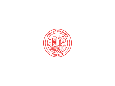 Dribbble Weekly Warm-up No. 01 Hometown design logo icon