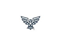 simple_bold eagle mark