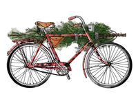 Merry Bikemas!