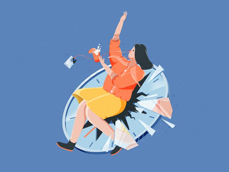 some day ui illustration